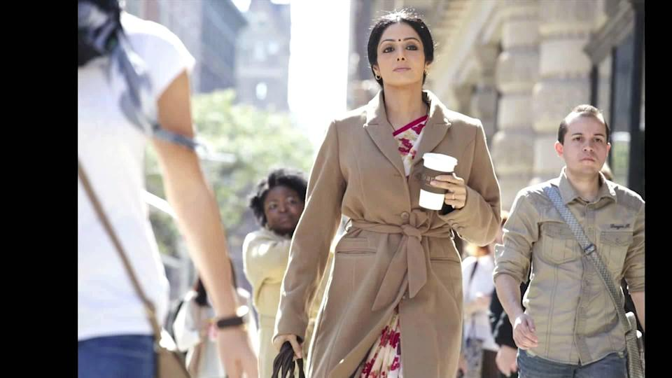 <p>Sridevi's comeback film English Vinglish saw her play the role of the overworked, underrated mother who never gets any recognition despite all the sacrifices she makes. This motivates her to go on a journey of self-discovery as she moves beyond her traditional role as a mother and wife, and explores New York on her own, learning the nuances of the English language and nearly falling in love with a French guy, in the process. </p>