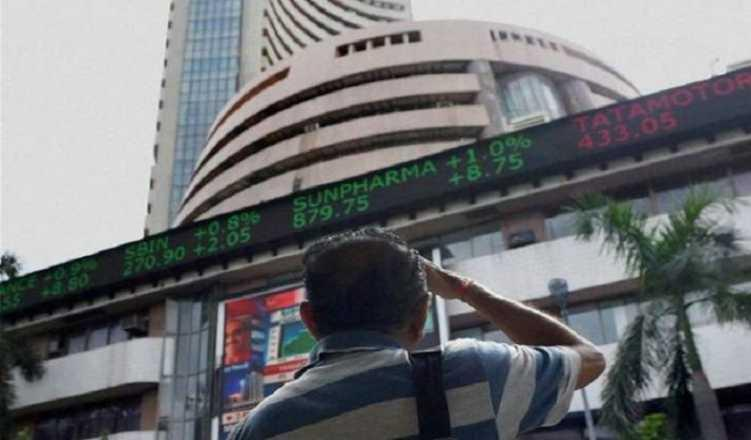 Sensex, Nifty open on a positive note ahead of F&O expiry