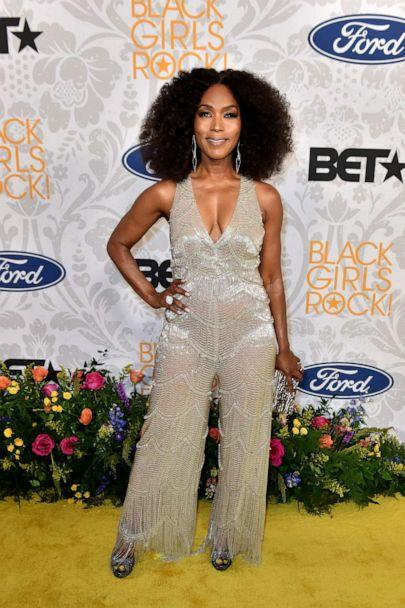 PHOTO: Angela Bassett attends Black Girls Rock! at NJ Performing Arts Center, Aug. 25, 2019, in Newark, New Jersey. (Aaron J. Thornton/WireImage/Getty Images)