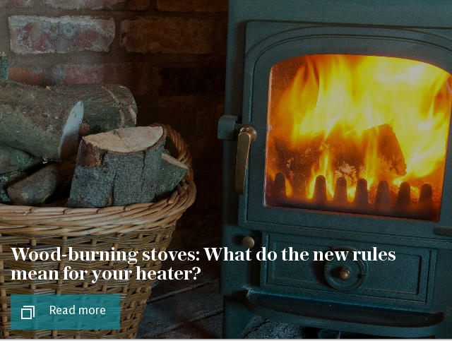 Wood-burning stoves: What do the new rules mean for your heater?