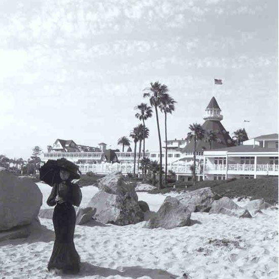 "<p>A vestige of old Hollywood, this beachfront hotel was featured in such films as <em>Some Like It Hot</em> and may have inspired writer L. Frank Baum's vision of the Emerald City in <em>The Wonderful Wizard of Oz</em>. It's no surprise that some guests never want to leave. According to hotel historian Christina Donovan, Kate arrived at the hotel in 1892 hoping to meet up with her lover. The morning after he stood her up, Kate was found with a bullet in her head on the hotel's steps. Despite Kate's untimely death, her tall, statuesque ghost is said to be gentle and lighthearted, tossing objects towards guests, or peering out to sea, presumably still waiting for her lover. <em><a href=""http://www.hoteldel.com/"" target=""_blank"" title=""Hotel Del Coronado"">hoteldel.com</a></em></p>"