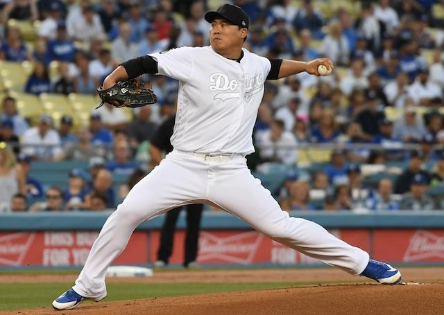 Dodgers News: Hyun-Jin Ryu May Be Skipped Or Have Shortened Starts In September