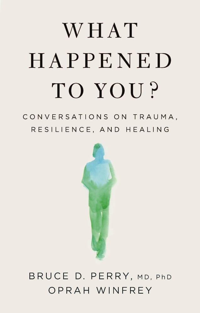 "Oprah Winfrey announces new book ""What Happened to You?"""