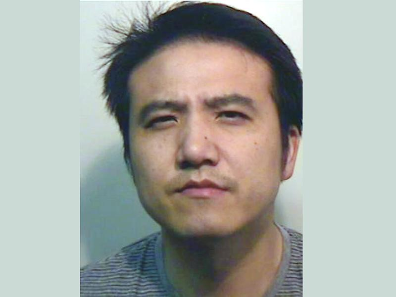 Ming Jiang was told by the judge he was a 'cruel and ruthless' killer who may spend the rest of his life in prison because he is such a danger to the public: GMP/PA Wire