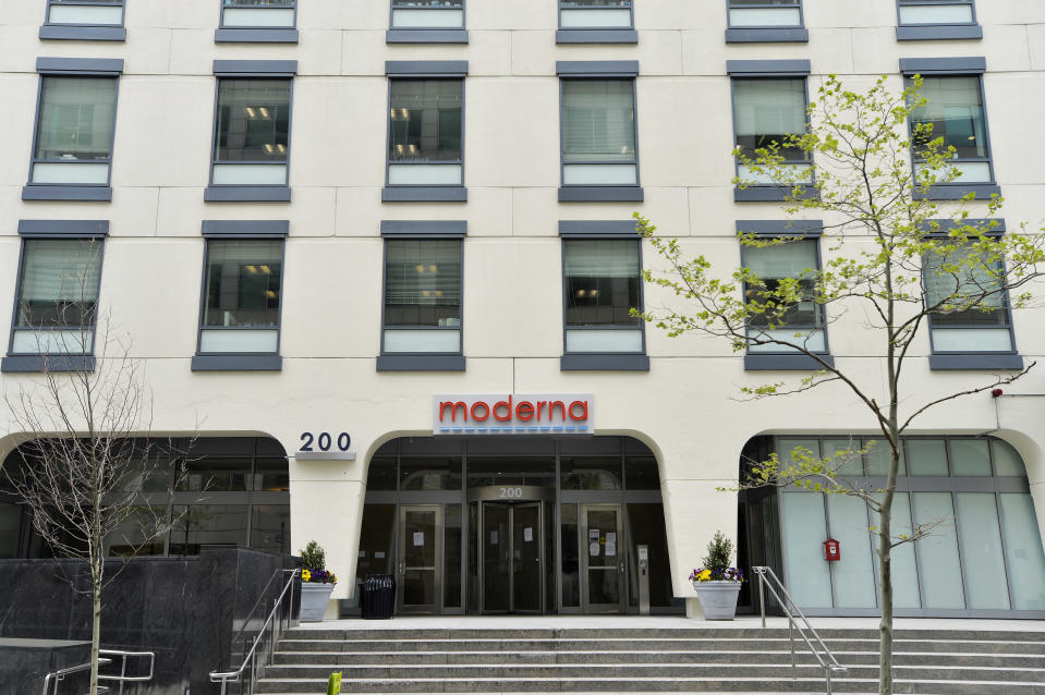 US biotech firm Moderna on Monday announced its experimental vaccine against Covid-19 was 94.5 percent effective.