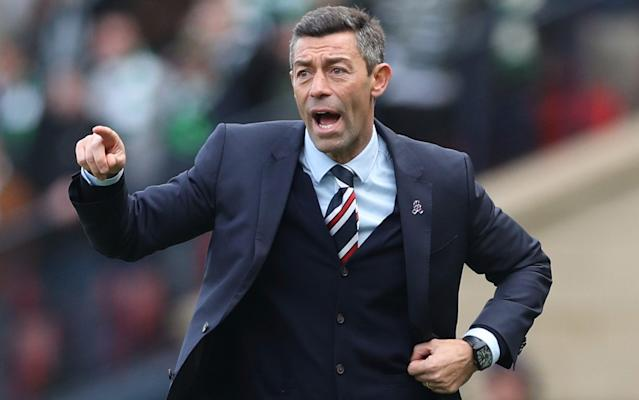 Pedro Caixinha is a man on a mission - Getty Images Europe