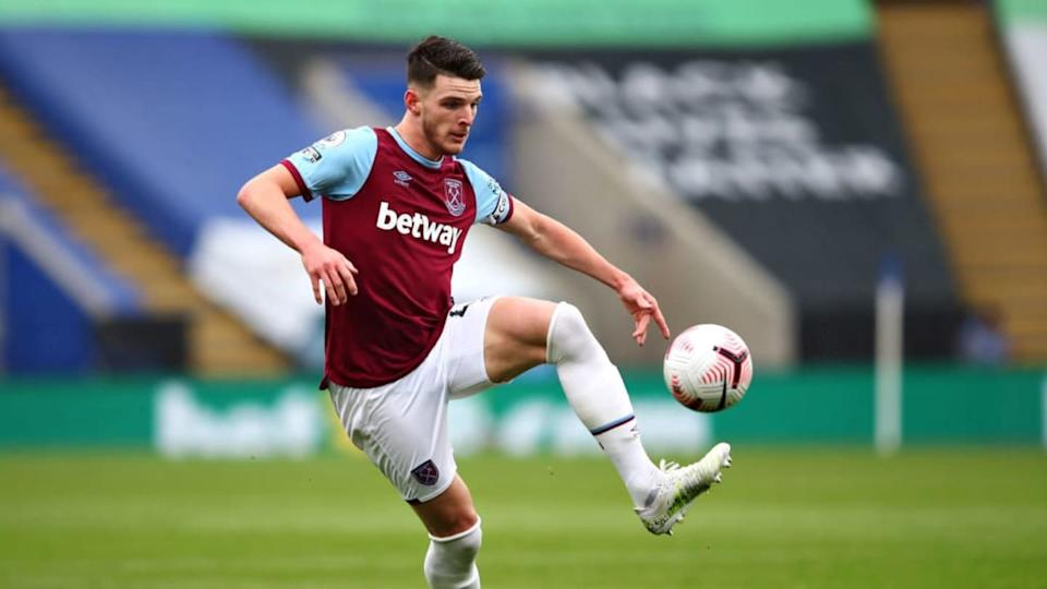 Declan Rice | Marc Atkins/Getty Images