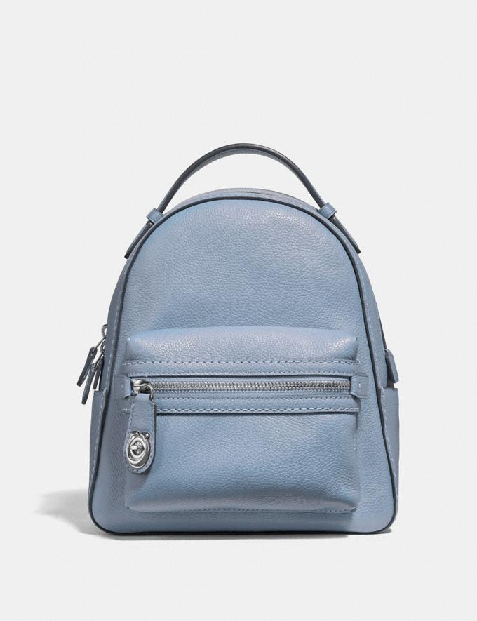 Campus Backpack 23. Image via Coach.