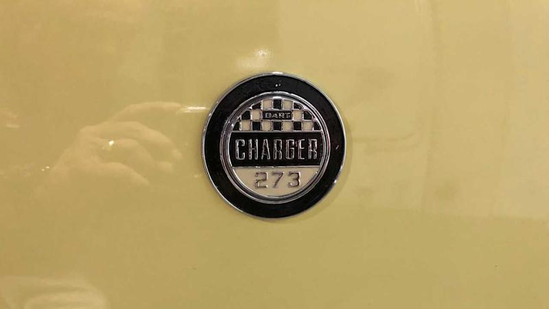 All Charged Up: 1965 Dodge Dart Charger
