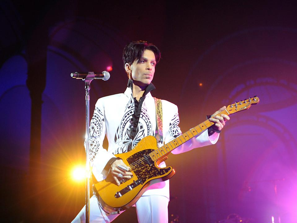 <p>Prince estate announces unreleased album, 'Welcome 2 America', due in July</p> (Getty Images)