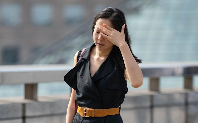 Sweltering temperatures during the summer will be the norm by 2070, a major report will warn - London News Pictures Ltd