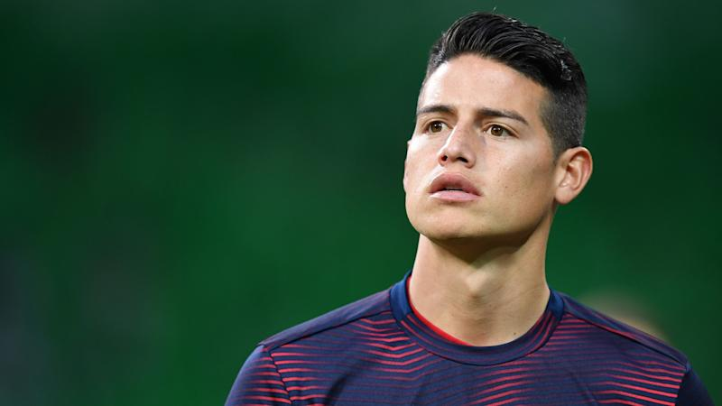 Napoli still want James even if club-record transfer for Pepe is completed