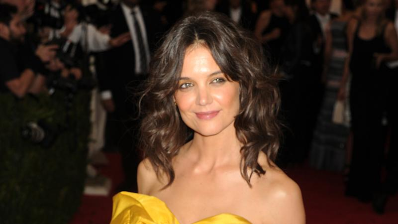 Katie Holmes says she works out with daughter Suri