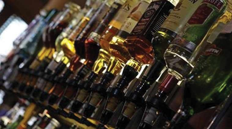 hyderabad liquor racket busted, duty-free liquor shops in Hyderabad, hyderabad airport, chennai airport liquor shops, hyderabad news, indian express