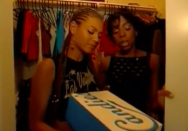 <p>If you are someone who keeps all your ex-boyfriend's stuff shoved in a shoebox inside your closet, please be advised that Kelly Rowland is right there with you.</p>