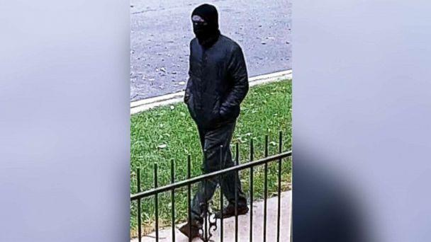 PHOTO: Police are looking for a masked gunman who they believe is connected to two murders in Chicago in 2018. (Chicago Police Department)