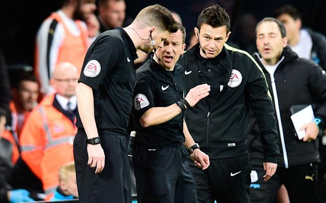 Kevin Stroud and is assistants made a bad decision - Newcastle United