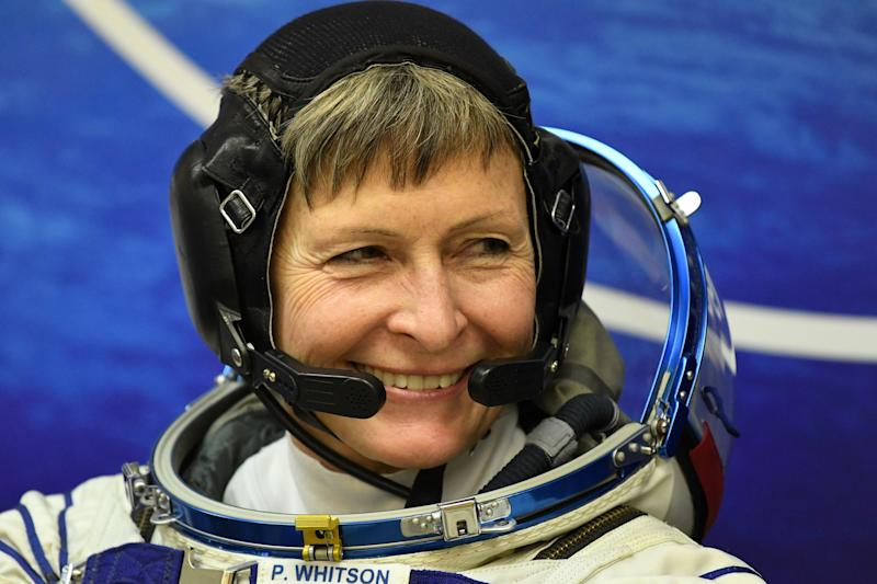 NASA's Peggy Whitson Just Set a New Spacewalk Record