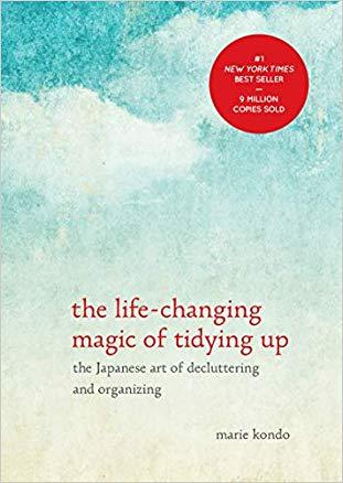 """""""The Life-Changing Magic of Tidying Up"""" by Marie Kondo (Credit: Amazon)"""