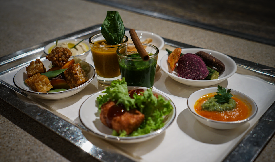 Plant-based foods are gaining recognition in Asia. (PHOTO: Big Idea Ventures)