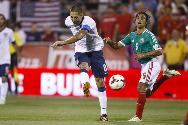 Clint Dempsey challenges U.S. to shoot for loftier World Cup goal
