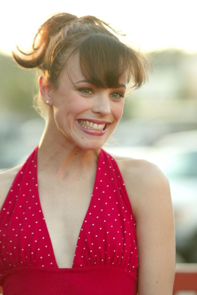 """<p>According to a Rachel McAdams's fan site, <a href=""""https://rachelmcadams.org/film-projects/fascinating-facts-about-rachel-mcadams-in-the-notebook/"""">McAdams received the script</a> for <em>The Notebook</em> the night before her audition, while she was attending the premiere for <em>The Hot Chick</em>. Her <a href=""""https://www.youtube.com/watch?v=bk1tkmC-hwc"""" target=""""_blank"""">audition scene</a> was the one where Noah and Allie have a fight after Allie gets back from a morning drive with her mother. </p>"""