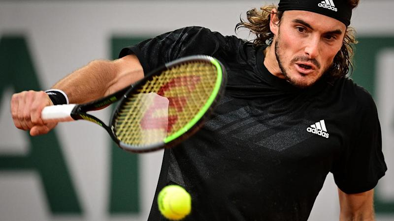 Tsitsipas calls up his fighting spirit to advance to French Open semi-final
