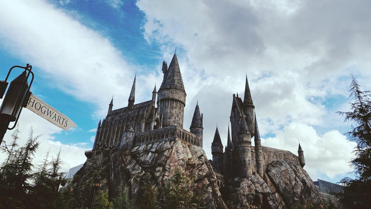 Transport Yourself To Hogwarts Disney World And Beyond With