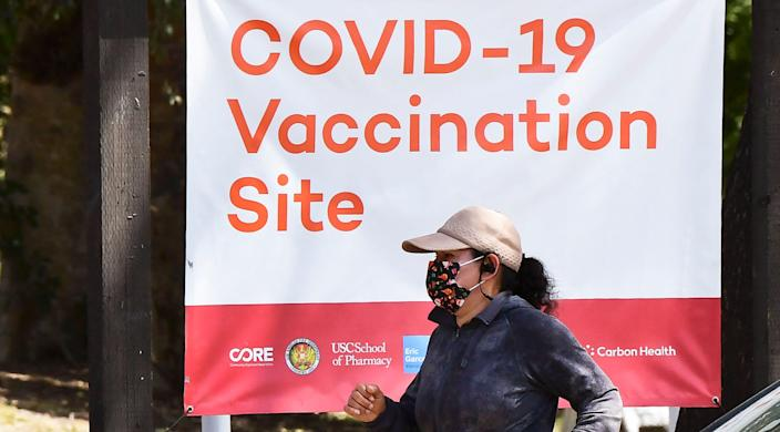 It's time to start avoiding the 'hesitant vaccine'.  They block the COVID herd immunity.