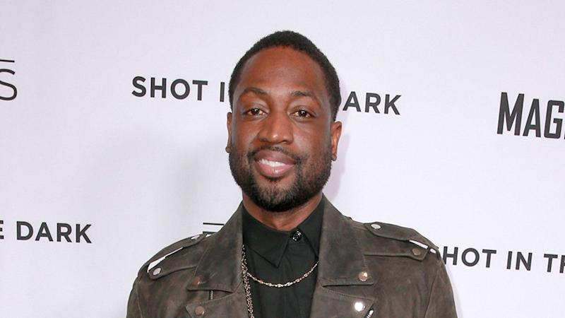 Dwyane Wade Reacts to 'Hate' Over His Child Zion's Crop Top and Nails in Thanksgiving Photo