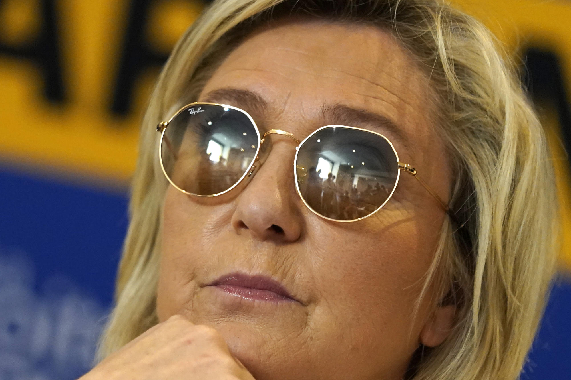 French far-right chief lays out plans for presidential race