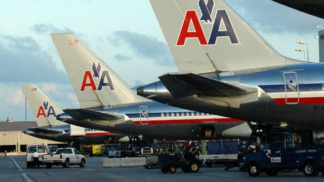 Seats Come Loose on a Second AA Flight (ABC News)