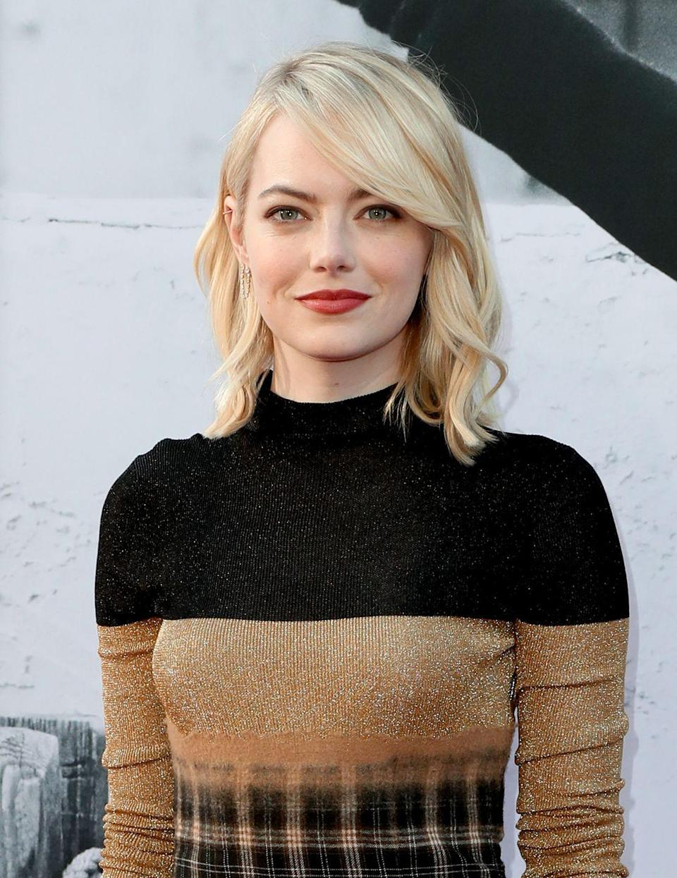 "<p>""The first time I had a panic attack I was sitting in my friend's house, and I thought the house was burning down. I called my mom and she brought me home, and for the next three years it just would not stop,"" Emma Stone told the <a href=""https://www.wsj.com/articles/emma-stone-talks-irrational-man-the-sony-hack-and-keeping-her-personal-life-private-1434547660"" rel=""nofollow noopener"" target=""_blank"" data-ylk=""slk:Wall Street Journal."" class=""link rapid-noclick-resp"">Wall Street Journal.</a><br>""I would ask my mom to tell me exactly how the day was going to be, then ask again 30 seconds later. I just needed to know that no one was going to die and nothing was going to change.""</p>"