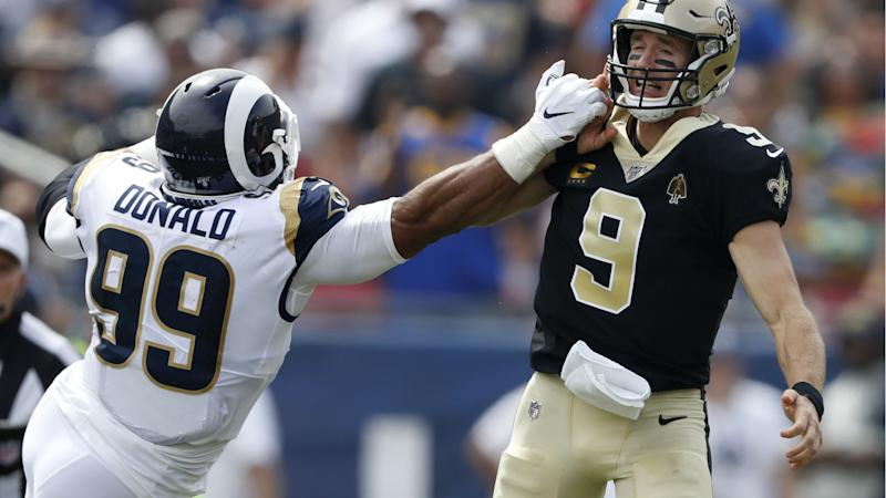huge discount a7b3f 7fcf5 NFL news and notes: Brees out for six weeks, Roethlisberger ...