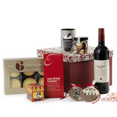 Best christmas hampers the night before christmas hamper by waitrose christmas hampers solutioingenieria Image collections