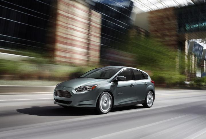 Overview of the Ford Focus Electric