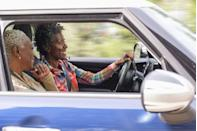 <p>Hop in the car, set the GPS for the next town over, or throw caution to the wind and see where it takes you. Turn on the tunes or a favorite podcast, or use the time to play 20 questions. Road trips make great weekend dates, so give it a try. </p>
