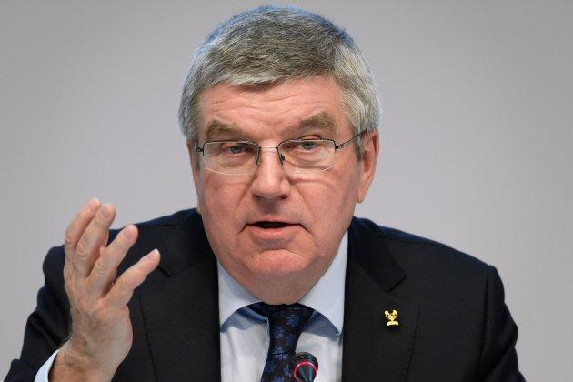 IOC President Thomas Bach is seen by some as being soft on Russia.