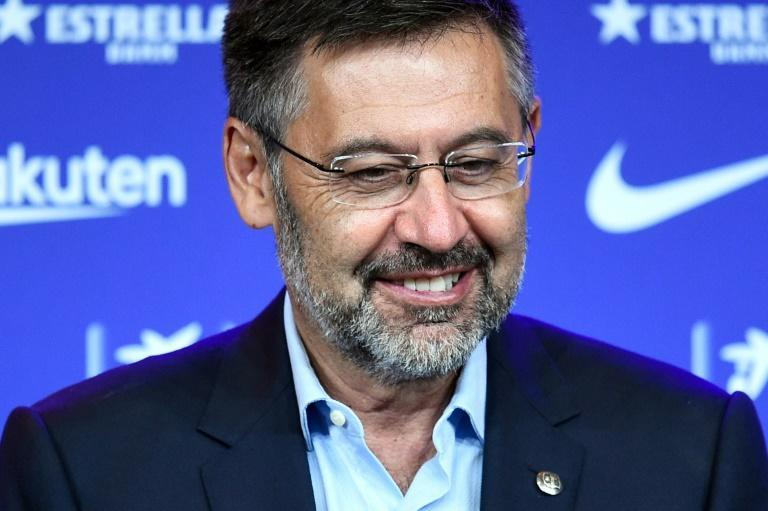 Josep Maria Bartomeu claimed on Wednesday that one of his last acts as Barcelona president was to accept a proposal to play in a future European Super League