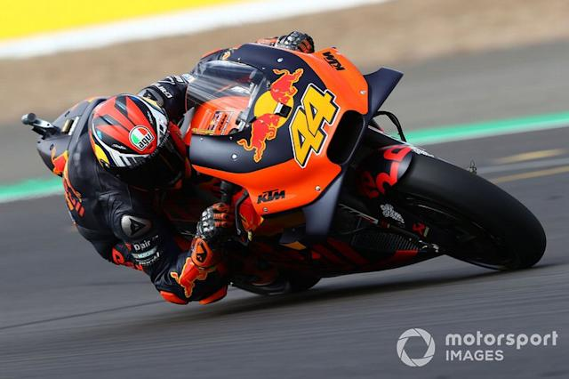 "Pol Espargaro, Red Bull KTM Factory Racing <span class=""copyright"">Gold and Goose / LAT Images</span>"