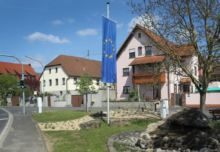 The German village of Gadheim, with its 89 residents, will become the central point of the EU after Brexit