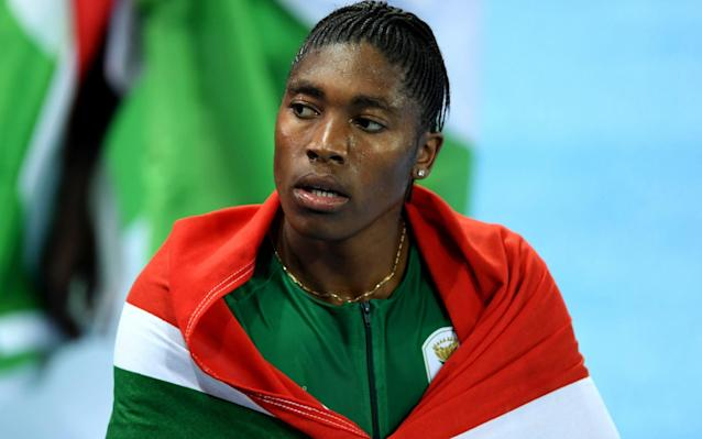 Caster Semenya has lost her fight with the IAAF - Getty Images Sport