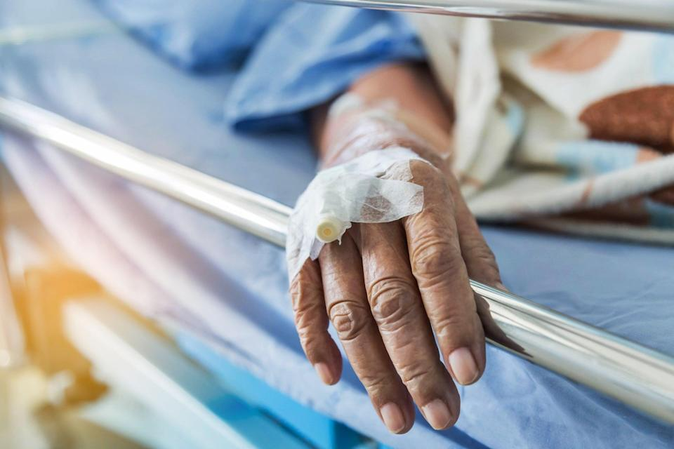 Hospitals have warned of significant delays in discharging patients as Covid cases keep rising (Getty/iStockphoto)
