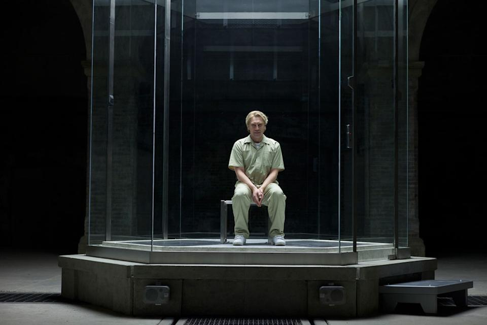 """Javier Bardem in Columbia Pictures' """"Skyfall"""" - 2012"""