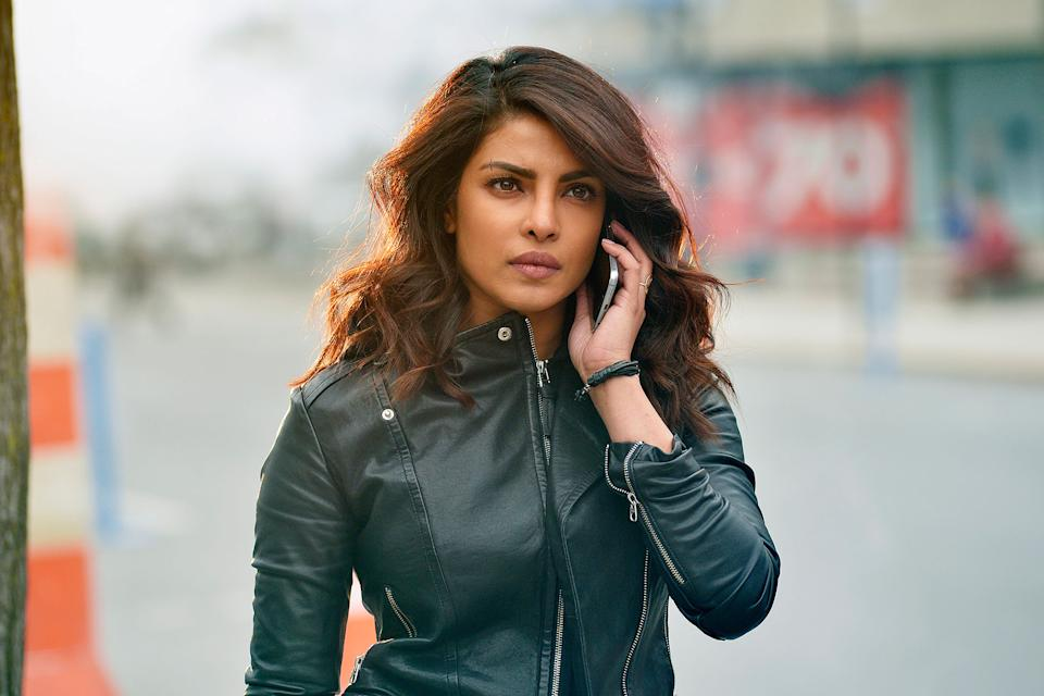 Chopra in Quantico (Credit: ABC)