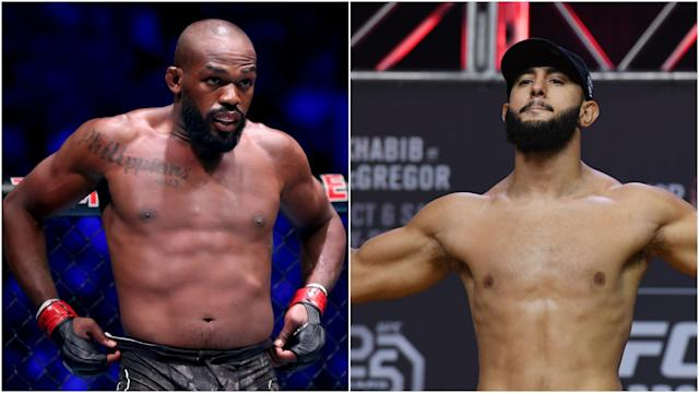 Dominick Reyes is the latest to try and stop Jon Jones as the two prepare to face off in the main event at UFC 247 in Houston.