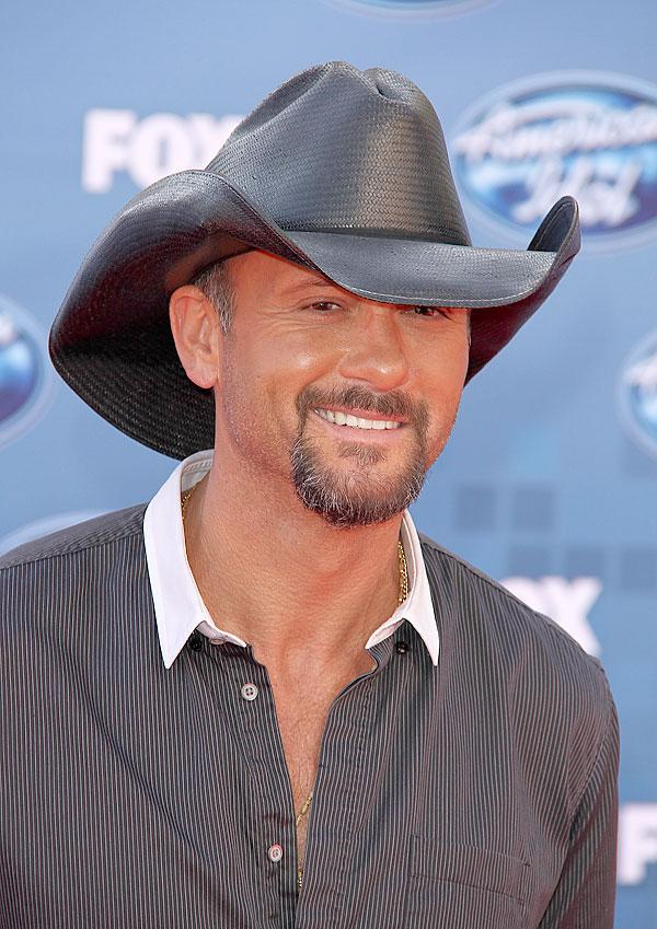Happy Birthday Tim McGraw! Today, May 1, You're 45 Years Old!