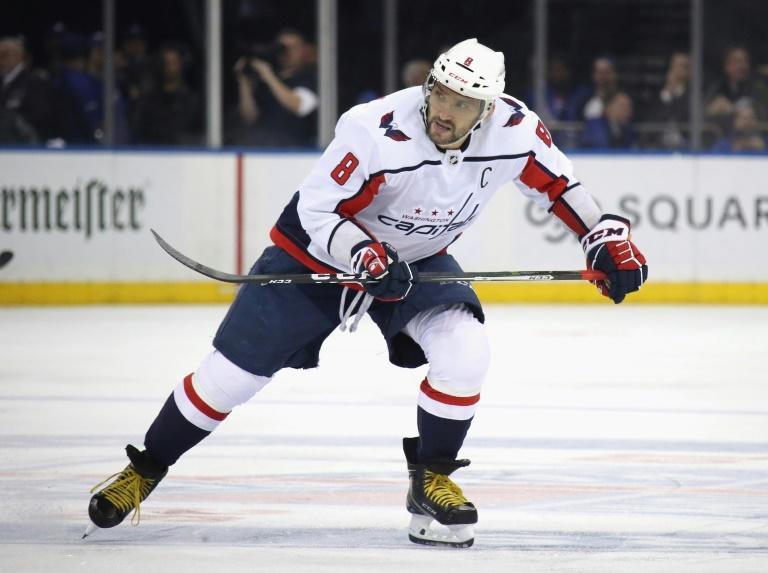 Alex Ovechkin is nearing a host of NHL milestones, but the Russian winger for the Washington Capitals is more concerned about staying healthy these days