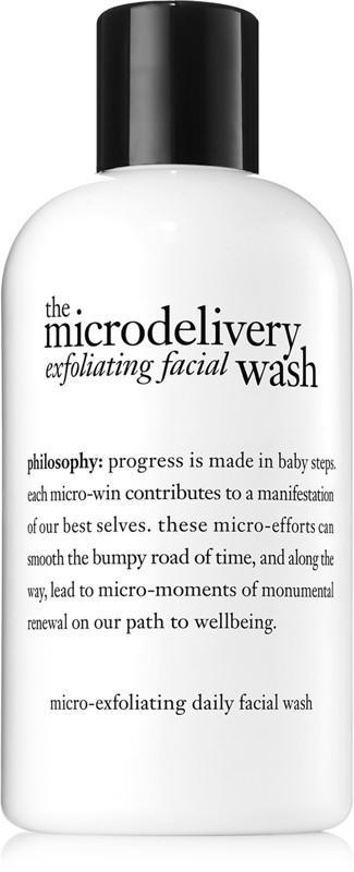 Philosophy The Microdelivery Exfoliating Facial Wash. (Photo: Ulta)