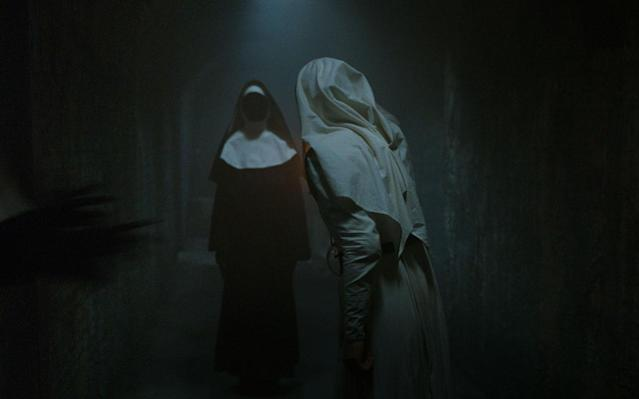 Corin Hardy's <i>The Nun</i> is a rollercoaster thrill ride (Warner Bros)